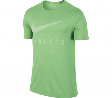 Nike - Dri-Fit Swoosh Athlete Herren Trainingsshirt (hellgrün)