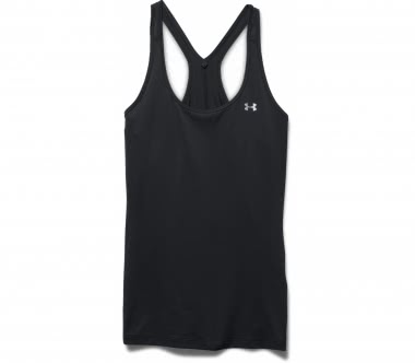 Under Armour - Heatgear Armour Racer Damen Trainingstank (schwarz)