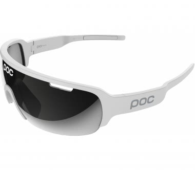 POC - DO Half Blade Bike Brille (weiß)