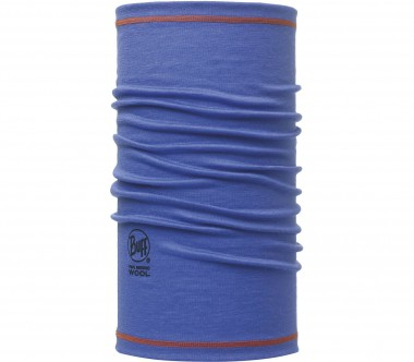Buff - 3/4 Merino Wool Multifunktionstuch (blau)