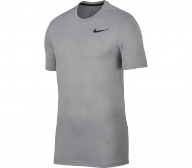 Nike - Breathe Herren Trainingstop (grau)