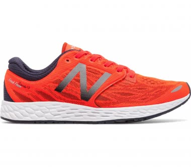New Balance - Fresh Foam Zante Herren Laufschuh (orange/grau)