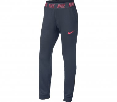 Nike - Dry Junior Trainingshose (blau/pink)