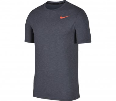 Nike - Breathe Herren Trainingstop (dunkelgrau)