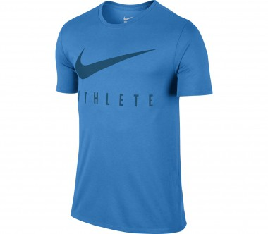 Nike - Dri-Fit Swoosh Athlete Herren Trainingsshirt (blau)