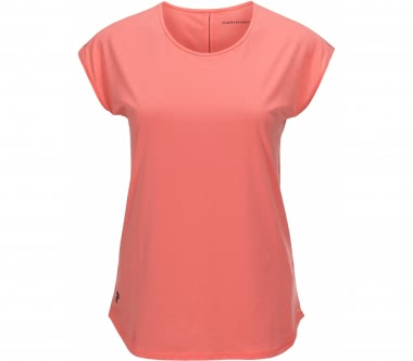Peak Performance - Epiccap Damen Outdoorshirt (rosa)