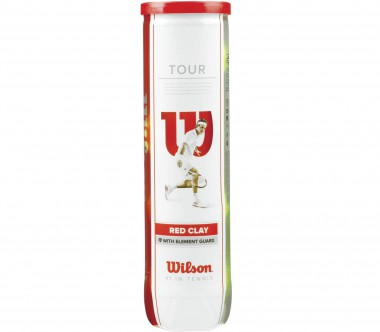 Wilson - Tour Clay Red
