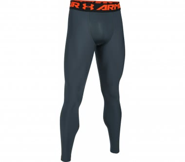 Under Armour - Heatgear Armour 2.0 Herren Lauftight (grau)
