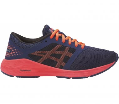 Asics - RoadHawk FF GS Junior Laufschuh (blau/orange)