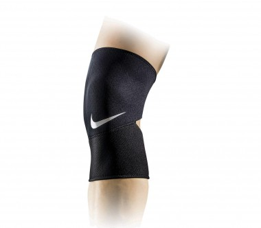 Nike - Pro Combat Closed-Patella Knee Sleeve 2.0 (schwarz/weiß)