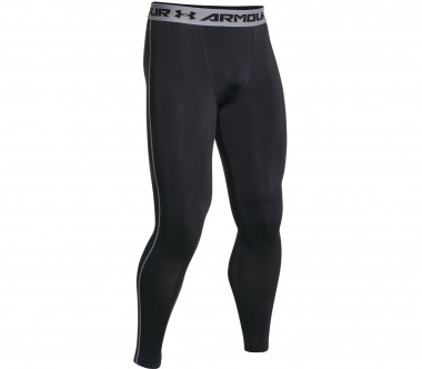 Under Armour - Heatgear Compression Legging Herren Trainingshose (schwarz)