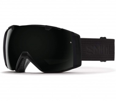 Smith - I/O Skibrille (schwarz)