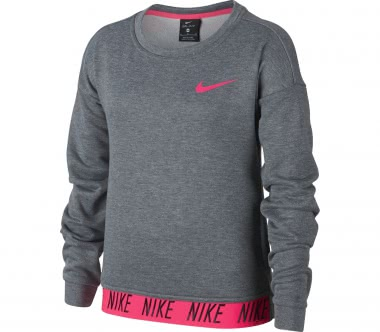 Nike - Dry Junior Trainingspullover (grau)