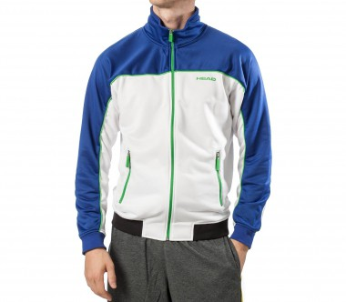 Head -  Trainingsjacke Herren Frequency Warm-Up Jacket blau