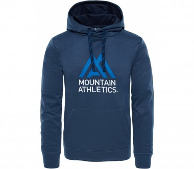 The North Face - Surgent Hoodie Herren Trainingshoodie (dunkelblau/hellblau)
