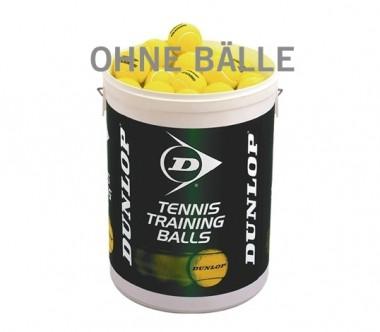 Dunlop - Balleimer - Tennis - Tennisbälle