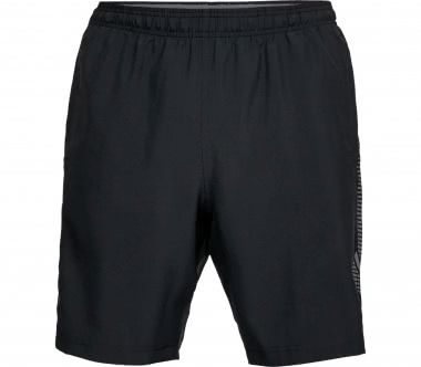 Under Armour - Woven Graphic Herren Trainingsshort (schwarz)