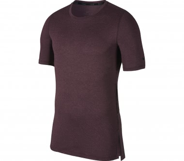 Nike - Top Herren Trainingsshirt (dunkelrot)