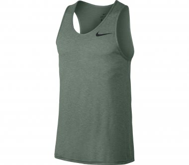 Nike - Breathe Training Herren Tank (dunkelgrün)