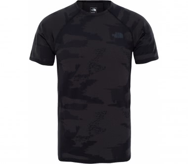 The North Face - Kilowatt Seamless Herren Trainingsshirt (schwarz)