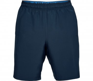 Under Armour - Woven Graphic Herren Trainingsshort (dunkelblau)
