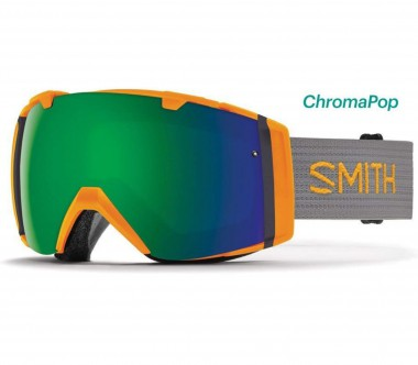 Smith - I/O Skibrille (gelb/grau)