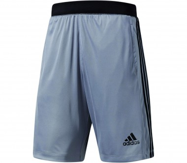 Adidas - Designed 2 Move 3S Herren Trainingsshort (grau)