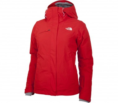 The North Face - Descendit Damen Skijacke (rot)