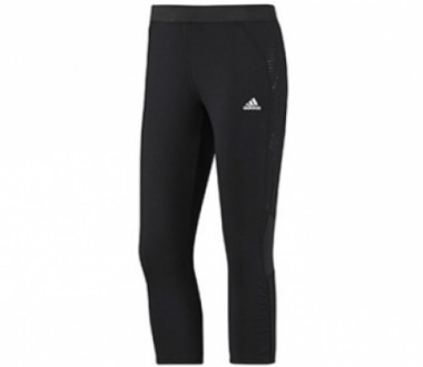 Adidas - Laufhose Damen adiStar 3/4 Tight - HW12