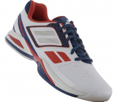 Babolat - Propulse Team Indoor Herren Tennisschuh (weiß)