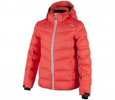 CMP - Zip Hood Damen Skijacke (orange)