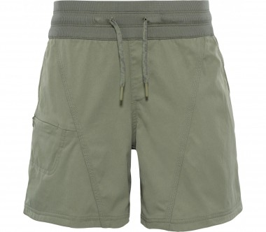 The North Face - Aphrodite 2.0 Damen Leichte Funktionsshort (hellgrün)