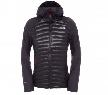 The North Face - Verto Prima Hoodie Damen Isolationsjacke (schwarz)