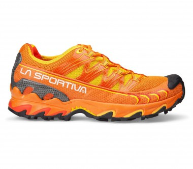 La Sportiva - Ultra Raptor Herren Traillaufschuh (orange/gelb)