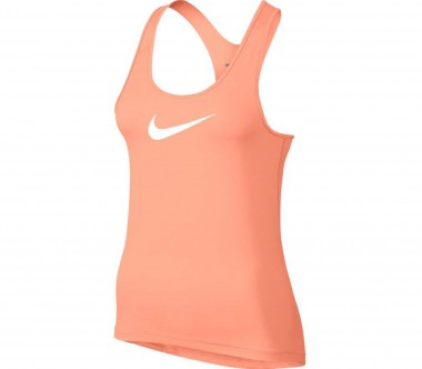 Nike - Pro Cool Damen Trainingstanktop (hellorange)