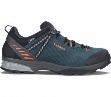 Lowa - Arco GTX® Low Herren Trekkingschuh (blau/orange)