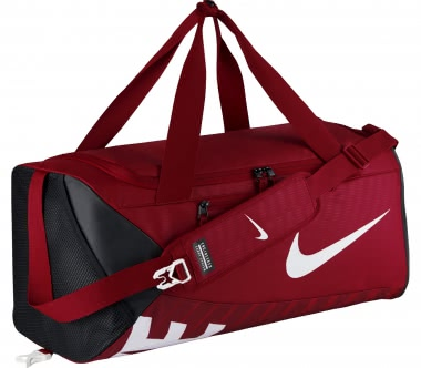 Nike - Alpha Adapt Crossbody Medium Trainingstasche (rot/schwarz)