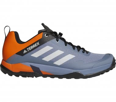 Adidas - Terrex Trail Cross Herren Mountainbikeschuh (grau/orange)