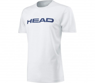 Head - Transition Ivan Herren Tennisshirt (weiß/dunkelblau)