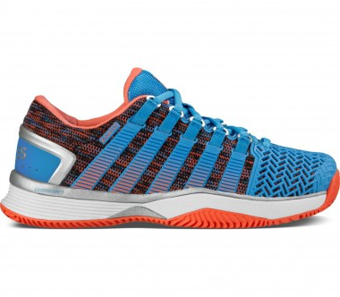K-Swiss - Hypercourt HB 2.0 Damen Tennisschuh (blau/orange)