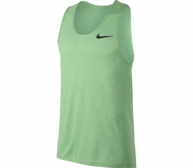 Nike - Breathe Herren Trainingstanktop (grün)