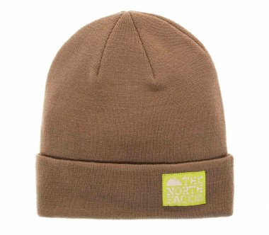 The North Face - Dock Worker Beanie (hellbraun)