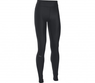 Under Armour - Heatgear Armour Damen Trainingstight (schwarz)