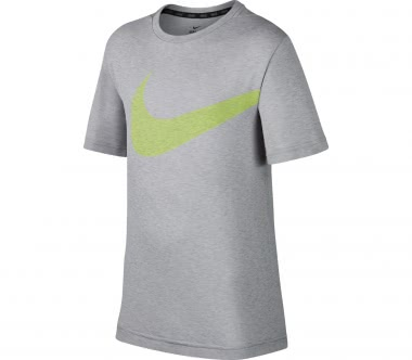 Nike - Breathe Junior Trainingstop (hellgrau)