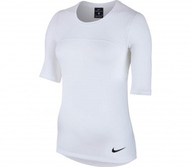Nike - Pro Hypercool Damen Trainingstop (weiß)