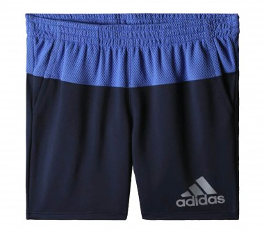 Adidas - Swat Junior Trainingsshort (blau)