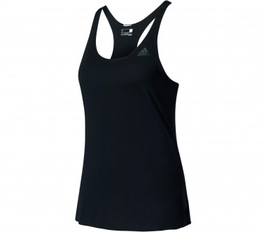 Adidas - Prime Damen Trainingstank (schwarz)