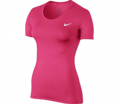 Nike - Pro Damen Trainingstop (pink)