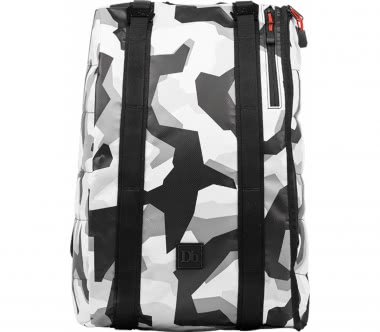 Douchebags - The Base 15L J.O.Camo Daypack (weiß/camo)