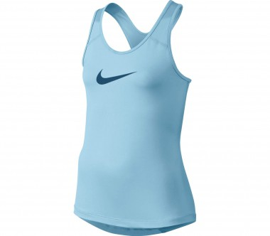 Nike - Pro Junior Trainingstank (blau)